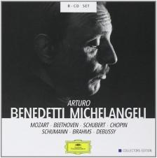 MOZART,BEETHOVEN.. - THE ART OF ARTURO BENEDETTI MICHELANGELI