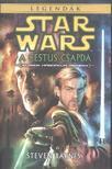 STEVEN BARNES - STAR WARS LEGENDÁK: A CESTUS CSAPDA /KLÓNOK HÁBORÚJA<!--span style='font-size:10px;'>(G)</span-->