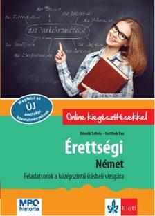 Dömők Szilvia, Gottlieb Éva - Érettségi Német - Feladatsorok a középszintű írásbeli vizsgára