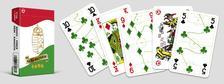 CartaCo kft - Hajrá magyarok! Szurkoló römi kártya (arcfestő kártyával) Foci