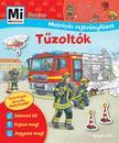 - Mi MICSODA Junior Matricás rejtvényfüzet - Tűzoltók