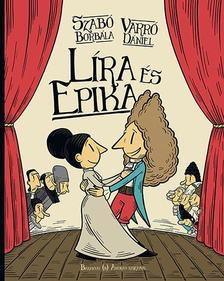 SZABÓ BORBÁLA - Líra és Epika