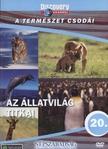 Bataille, Geroges - ÁLLATVILÁG TITKAI - A TERMÉSZET CSODÁI -DVD - DISCOVERY [DVD]