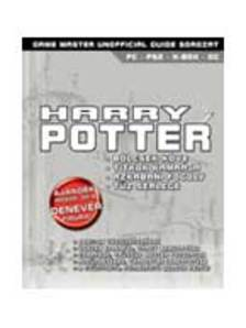 GAME PRESS LAPKIADÓ - HARRY POTTER GUIDE