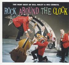 - ROCK AROUND THE CLOCK - THE VERY BEST OF BILL HALEY & THE COMETS 2CD