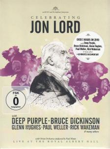 - CELEBRATING JON LORD 2DVD