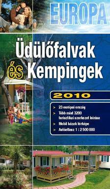 De Agostini - Üdülőfalvak és Kempingek - Európa 2010