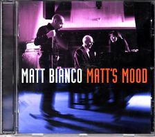 MATT`S MOOD CD MATT BIANCO
