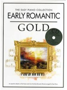 EARLY ROMANTIC GOLD. THE EASY PIANO COLLECTION - CD EDITION