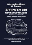 Various Various - Mercedes Benz & Dodge  Sprinter CDI 2000-2006 Owners Workshop Manual [eKönyv: epub,  mobi]