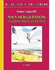 LAGERLÖF, SELMA - Nils Holgersson csodálatos utazása