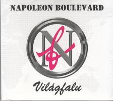 Napoleon Boulevard - VILÁGFALU CD NAPOLEON BOULEVARD