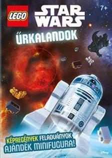 - LEGO Star Wars - Űrkalandok (R2-D2 figurával)