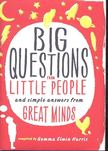 ELWIN HARRIS, GEMMA - Big Questions from Little People...: And Simple Answers from Great Minds [antikvár]
