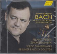 Bach - VIOLINKONZERTE,CD