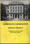 Dr. Gencsi László - Az Erdészeti és Faipari Egyetem tudományos közleményei 1979. [antikvár]