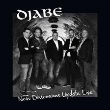 Djabe - Djabe - New Dimensions Update Live - CD