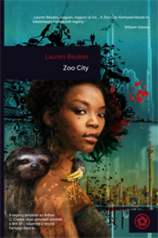 Lauren Beukes - Zoo City [eKönyv: epub, mobi]