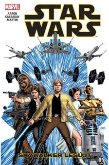 Jason Aaron, John Cassaday - Star Wars: Skywalker lesújt (képregény)