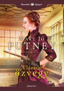 Mary Jo Putney - A lázadó özvegy [eKönyv: epub, mobi]