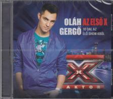 - OLÁH GERGŐ AZ ELSŐ X CD