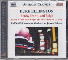ELLINGTON DUKE - BLACK, BROWN AND BEIGE CD JoAnn FALLETTA