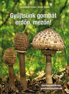 dr. Locsmándi Csaba, dr. Vasas Gizella - Gyűjtsünk gombát erdőn, mezőn!