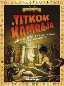 Timothy Knapman - Kalandos küldetés - A titkok kamrája