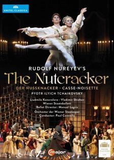 Tchaikovsky - THE NUTCRACKER DVD KONOVALOVA, SHISHOV