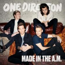 - MADE IN THE A.M. CD ONE DIRECTION
