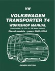 Hudock Greg - VW Transporter T4 Workshop Manual Diesel 2000-2004 [eKönyv: epub,  mobi]