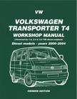 Hudock Greg - VW Transporter T4 Workshop Manual Diesel 2000-2004 [eKönyv: epub,  mobi]