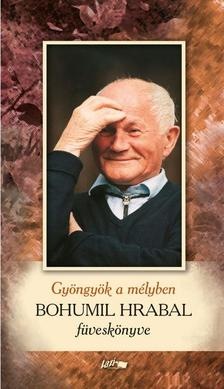 Gyöngyök a mélyben - Bohumil Hrabal füveskönyve