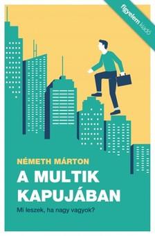 Németh Márton - A multik kapujában - Mi leszek, ha nagy vagyok? [eKönyv: epub, mobi]