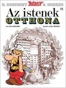 - Asterix 17. - Az istenek otthona