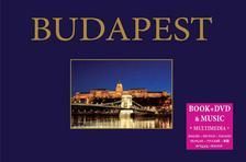 Kolozsvári Ildikó és Hajni István - BUDAPEST - DÍSZDOBOZOS - BOOK + DVD & MUSIC MULTIMEDIA - 8 NYELVŰ
