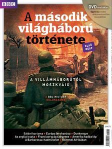 BBC - A második világháború története I. - DVD melléklettel