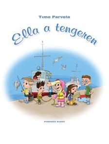 PARVELA, TIMO - Ella a tengeren