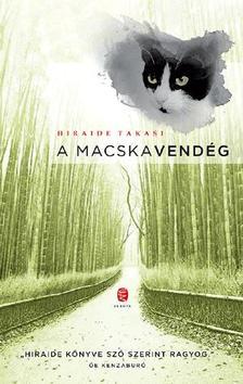 Takasi Hiraide - A macskavendég