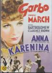 BROWN - ANNA KARENINA / GRETA GARBO [DVD]