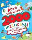 Hubbard, Ben - Állati kalandok 2000 matricával - Bolondozz együtt a világ legmókásabb állataival<!--span style='font-size:10px;'>(G)</span-->