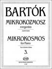 Bartók - MIKROKOZMOSZ ZONGORÁRA 3