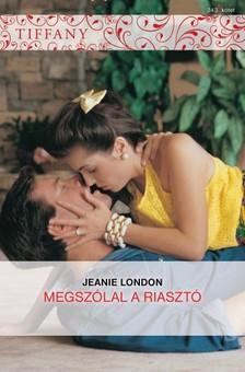 London Jeanie - Tiffany 243. (Megszólal a riasztó) [eKönyv: epub, mobi]
