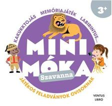 . - Szavanna - Mini Móka