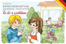 Csölle Éva - Képes szókártyák gyerekeknek - német nyelvből - Én és a családom