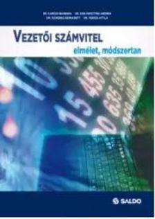 Kardos  Sisa - Vezetői számvitel elmélet, módszertan - 2016