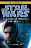 Karen Miller - Star Wars: Árnyak közt - Klónháborús játszmák<!--span style='font-size:10px;'>(G)</span-->
