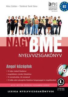 LX-0057-3 - Nagy BME nyelvvizsgakönyv - Angol középfok - Harmadik kiadás