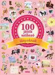 - 100 játék és színező lányoknak