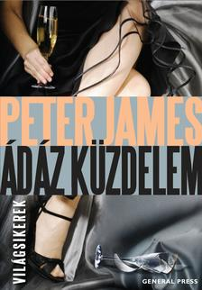 Peter James - Ádáz küzdelem